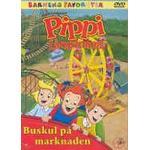 Dvd film pippi Pippi Långstrump: Buskul på marknaden (DVD 1997)
