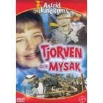Astrid lindgren dvd Filmer Tjorven och Mysak (DVD 1966)