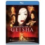 En geishas memoarer Filmer En geishas memoarer (Blu-ray 2007)