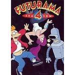 Futurama Filmer Futurama: Säsong 4 (DVD 2002-2003)