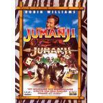 Jumanji dvd filmer Jumanji (DVD 1995)