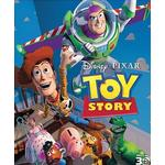 Toy story (3D Blu-Ray 1995)
