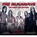 Joan jett CD-skivor The/Joan Jett and The Blackhearts Runaways - The Girls are Rockin' - Live 1976 and 1981