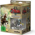 Nintendo Wii U-spel The Legend of Zelda Twilight Princess HD WIIU incl. amiibo Limited Edition