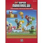New Super Mario Bros. Wii: Intermediate / Advanced Piano Solos (Okänt format, 2013)