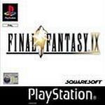 PlayStation 1-spel Final Fantasy 9
