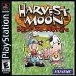 PlayStation 1-spel Harvest Moon - Back to Nature