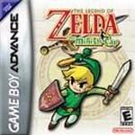 Gameboy Advance-spel The Legend Of Zelda :The Minish cap