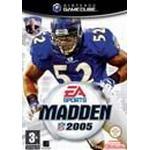 GameCube-spel Madden NFL 2005