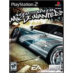 PlayStation 2-spel Need For Speed: Most Wanted