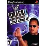 PlayStation 2-spel WWE SmackDown! Just Bring It