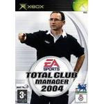 Xbox-spel Total Club Manager 2004