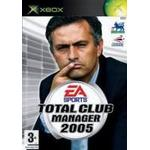 Xbox-spel Total Club Manager 2005
