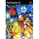 PlayStation 2-spel Disneys Donald Duck : PK