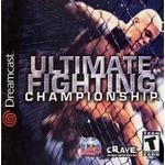 Dreamcast-spel Ultimate Fighting Championship (UFC)