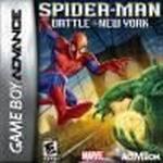 Gameboy Advance-spel Spider-Man: Battle for New York