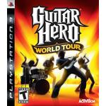 Music PlayStation 3-spel Guitar Hero World Tour
