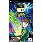 PlayStation Portable-spel Ben 10: Alien Force -- The Game