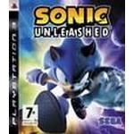 Ps3 sonic PlayStation 3-spel Sonic Unleashed