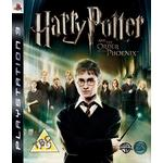 Adventure PlayStation 3-spel Harry Potter and the Order of the Phoenix