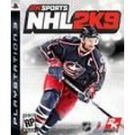 Nhl ps3 PlayStation 3-spel NHL 2K9