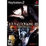 PlayStation 2-spel Project Zero III: The Tormented (Fatal Frame III: The Tormented)