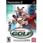 Medlemskap golf PlayStation 2-spel ProStroke Golf: World Tour 2007 (World Tour Golf)