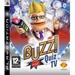 Buzz quiz tv PlayStation 3-spel Buzz!: Quiz TV