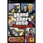 PlayStation Portable-spel Grand Theft Auto: Chinatown Wars