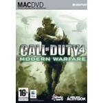 Mac-spel Call of Duty 4: Modern Warfare