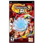 PlayStation Portable-spel Naruto: Ultimate Ninja Heroes 2: The Phantom Fortress