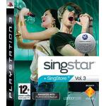 Music PlayStation 3-spel SingStar Vol 3 Party Edition