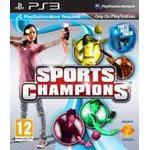 Spel playstation move ps3 PlayStation 3-spel Sports Champions