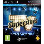 Spel playstation move ps3 PlayStation 3-spel TV SuperStars