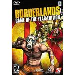 Mac-spel Borderlands: Game of the Year Edition