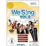 We Sing Vol. 2 (Incl 2 Microphones)
