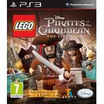 PlayStation 3-spel LEGO Pirates of the Caribbean: The Video Game
