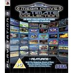 Ps3 sonic PlayStation 3-spel Sega Mega Drive Ultimate Collection