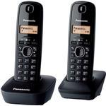 Fast Telefoni Panasonic KX-TG1612 Twin