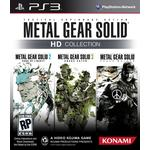 PlayStation 3-spel Metal Gear Solid HD Collection