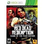 Xbox 360-spel Red Dead Redemption: Game of the Year Edition