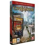 Mac-spel Sid Meier's Civilization 4: The Complete Edition