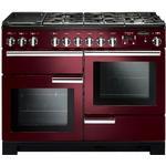 Gas Oven Rangemaster Professional Deluxe 110 Dual Fuel