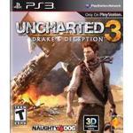 Adventure PlayStation 3-spel Uncharted 3: Drakes Deception