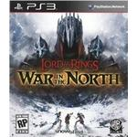 RPG PlayStation 3-spel The Lord of the Rings: War in the North