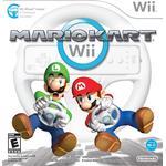 Mario Kart Wii (Incl. Wheel)