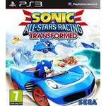 Ps3 sonic PlayStation 3-spel Sonic & All-Stars Racing Transformed
