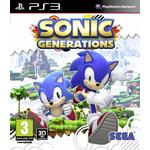 Ps3 sonic PlayStation 3-spel Sonic Generations