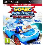 Ps3 sonic PlayStation 3-spel Sonic & All-Stars Racing Transformed - Limited Edition