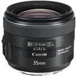Canon EF - Vidvinkelobjektiv Canon EF 35mm F2 IS USM